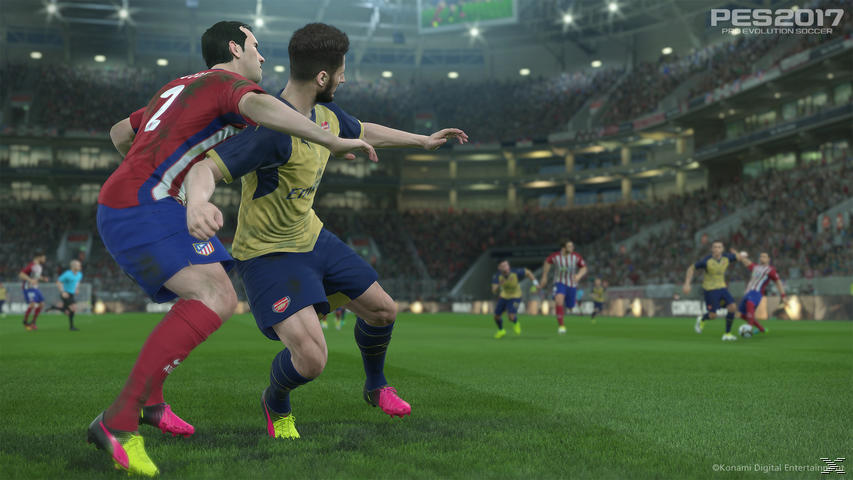 PES 2017 – Pro Evolution Soccer 2017 - Xbox One