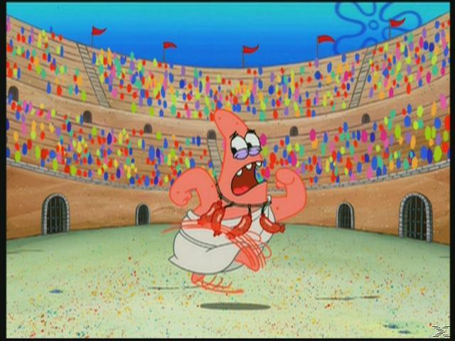 SpongeBob Schwammkopf – Geschichten aus Bikini Bottom - (DVD)