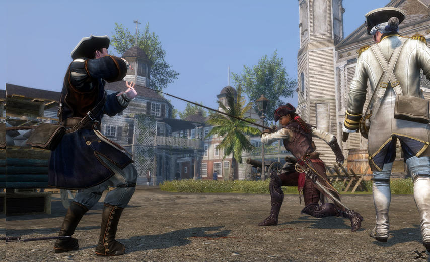 Assassin's Creed Liberation HD - PC