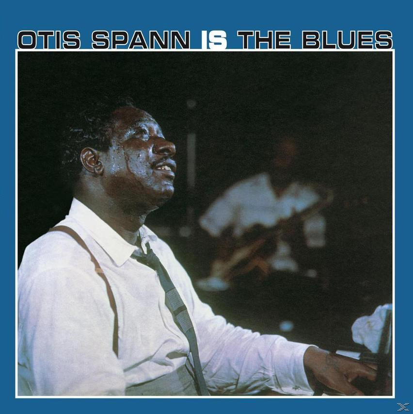 IS THE BLUES (LP)