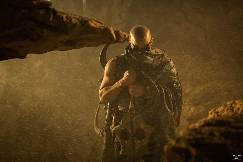 Riddick - Überleben ist seine Rache - (DVD)