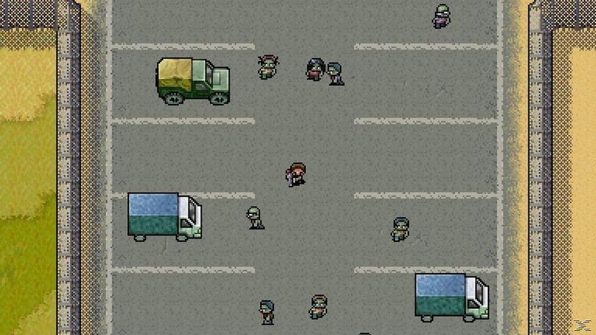 The Escapists: The Walking Dead Edition [PlayStation 4]