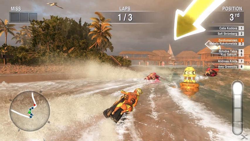 Aqua Racing Utopia - Nintendo Switch