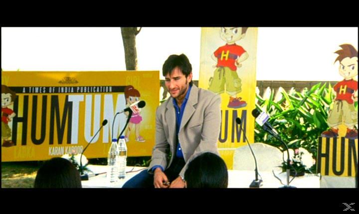 Hum Tum - Ich & du, verrückt vor Liebe - (DVD)