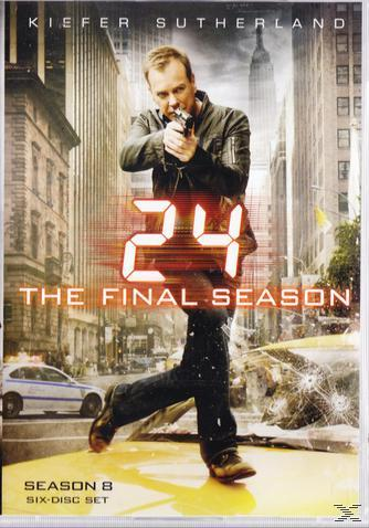 24 DVD-Box