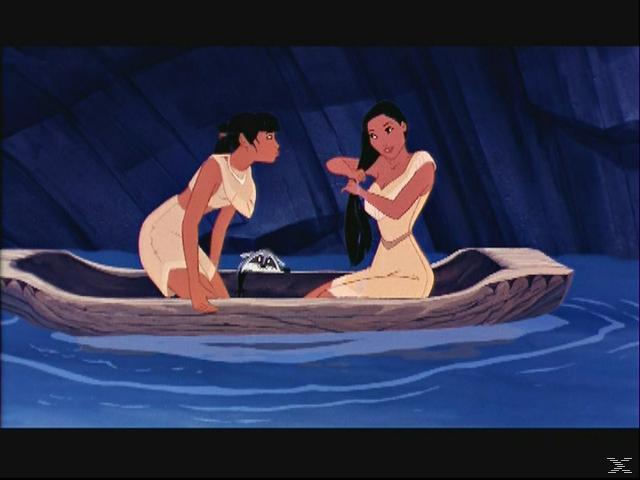 2: Eine indianische Legende / Reise in eine neue Welt [Blu-ray]