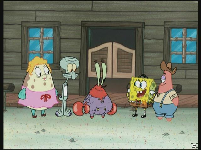 SpongeBob Schwammkopf – Die Pest von Wildwest [DVD]