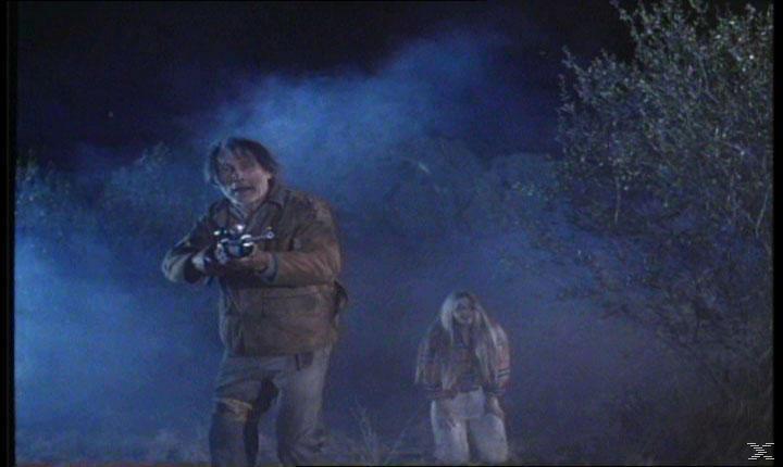 Alien Shock - Das Geheimnis der fliegenden Teufel - (Blu-ray)