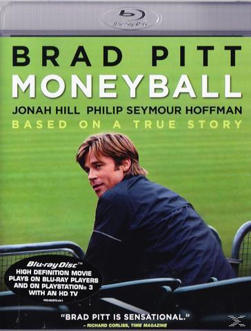 Moneyball - Blu-Ray
