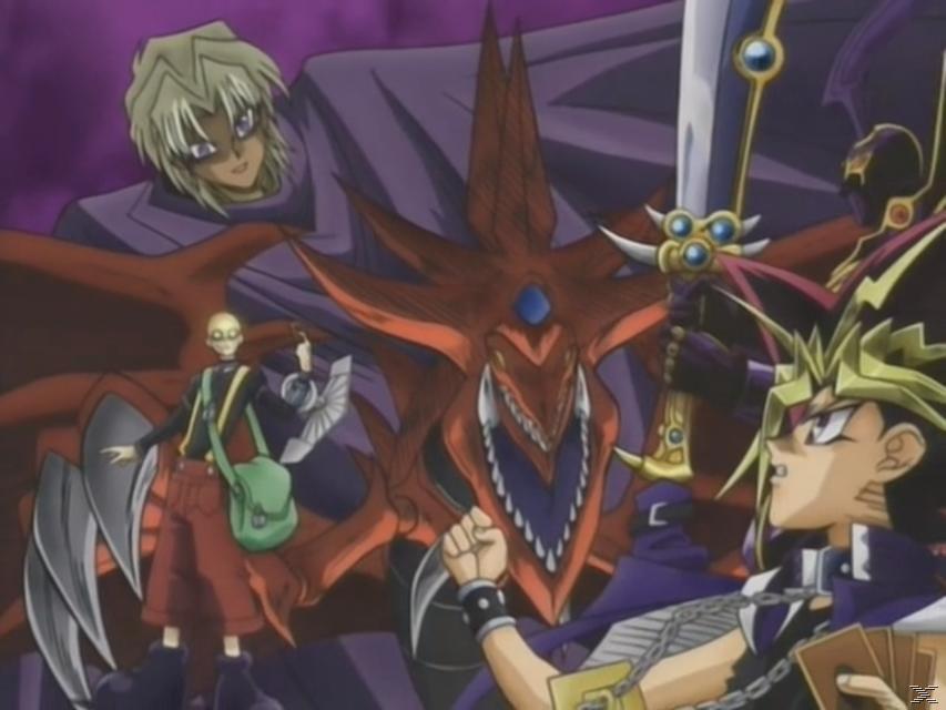 Yu-Gi-Oh! - Staffel 2.1 (Folge 50-74) - (DVD)