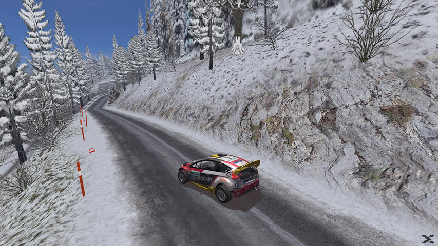 WRC FIA World Rally - Nintendo 3DS