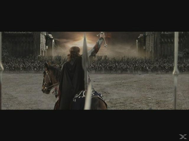 Der Herr der Ringe - Die Rückkehr des Königs - (Blu-ray)