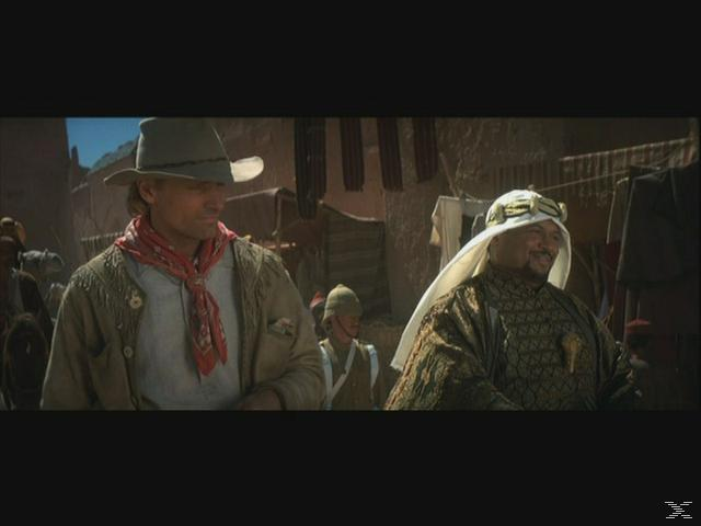 Hidalgo - 3000 Meilen zum Ruhm [Blu-ray]