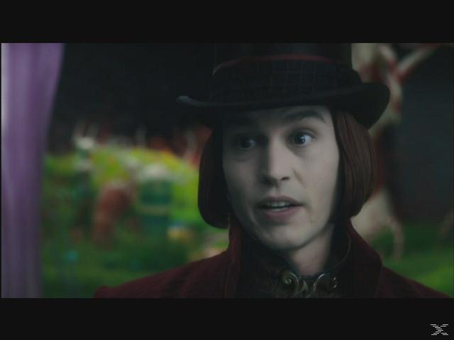 Charlie und die Schokoladenfabrik Abenteuer Blu-ray