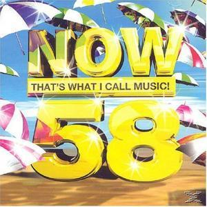 Vol. 58-Now Thats  What I Call Music [Uk-Import]