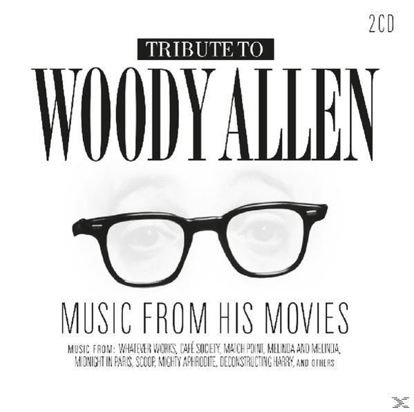TRIBUTE TO WOODY ALLEN (2CD)