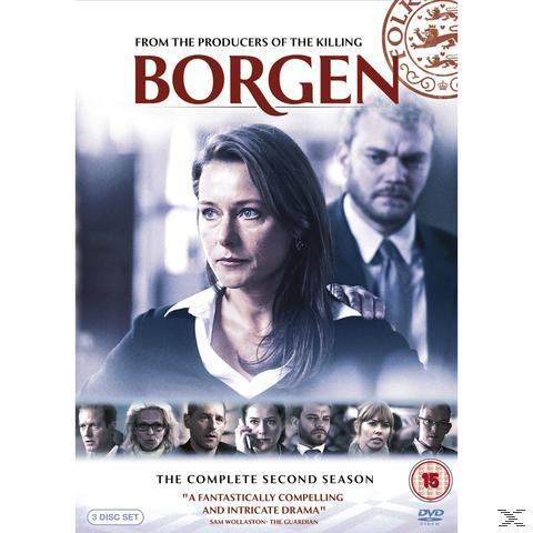 Borgen DVD-Box