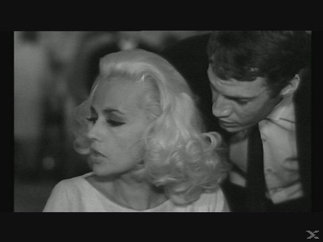 Die blonde Sünderin [DVD]