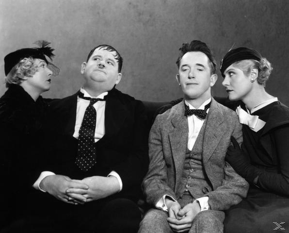 Laurel & Hardy - Die Wüstensöhne - (DVD)