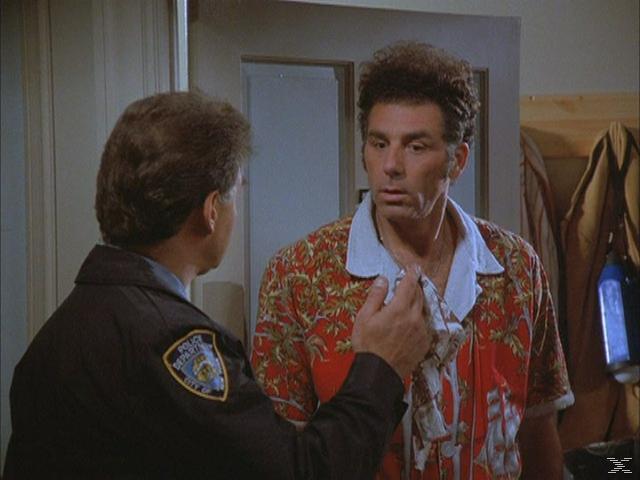 Seinfeld - Staffel 7 [DVD]