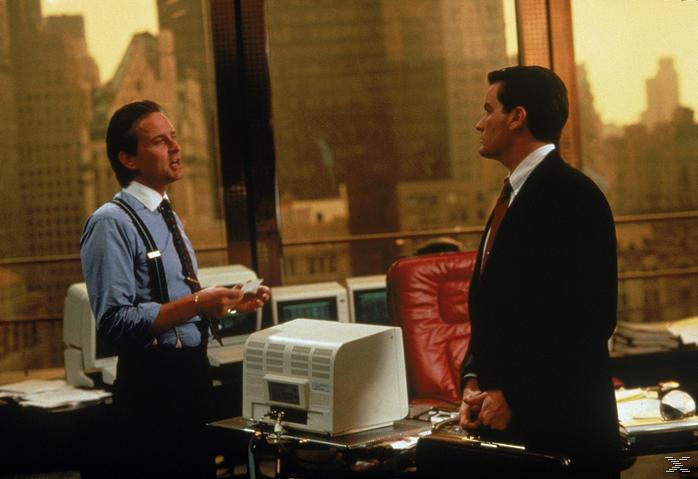 Wall Street Krimi DVD
