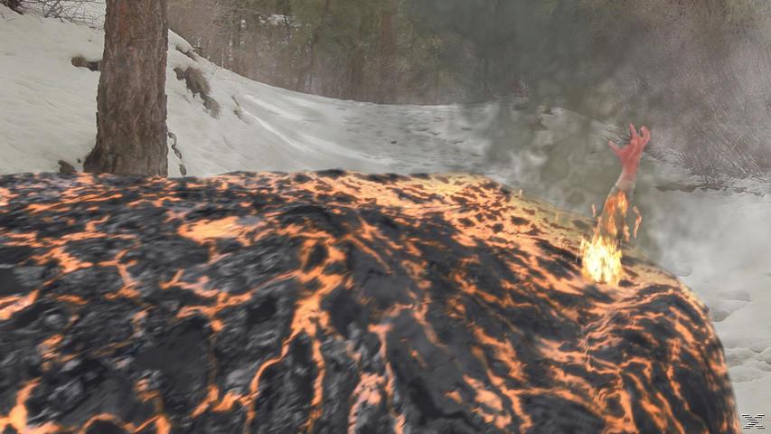 Volcano Zombies – Die Toten brennen nicht - (Blu-ray)