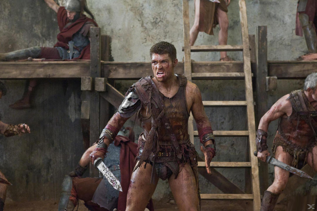 Spartacus: Blood and Sand - Staffel 1 - (Blu-ray)