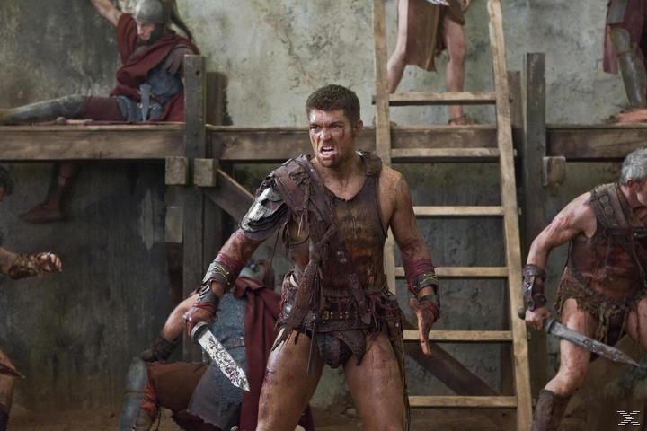 Spartacus: Vengeance - Staffel 2 [Blu-ray]