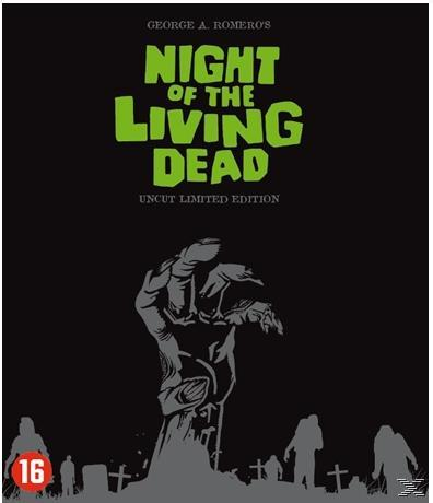 NIGHT OF THE LIVING DEAD (BLU RAY)