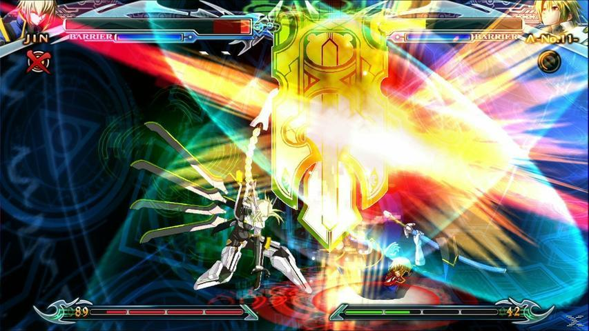 BlazBlue Chrono Phantasma Extend [Xbox One]
