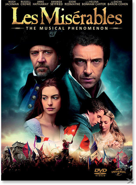LES MISERABLES 2012 (DVD)