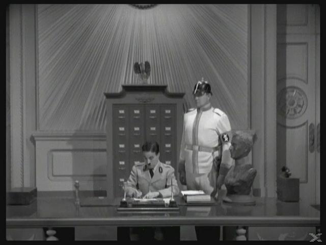 Charlie Chaplin - Der große Diktator Komödie DVD