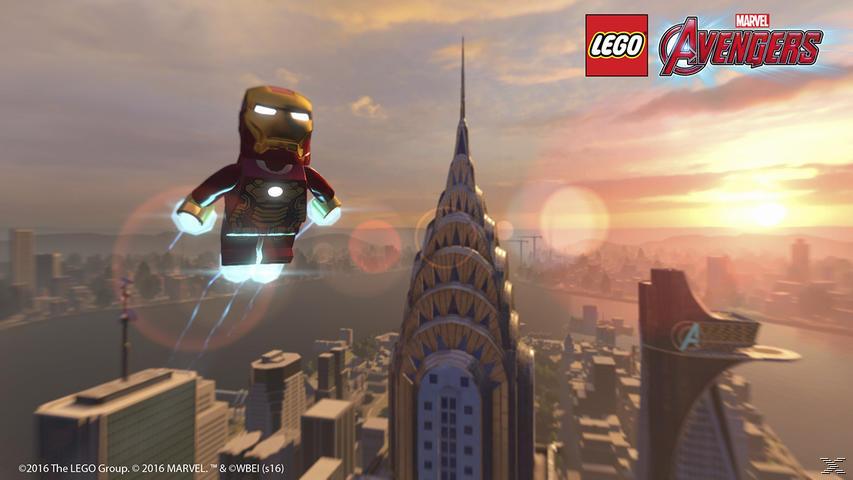 LEGO: Marvel Avengers - Nintendo 3DS