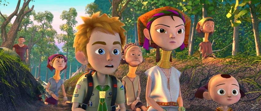 Norva und Sam retten die Welt [3D Blu-ray (+2D)]