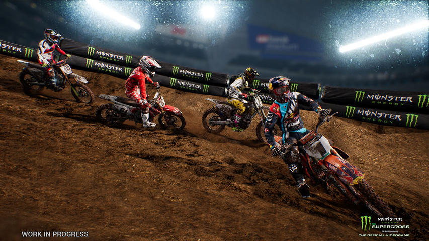 Monster Energy Supercross (PC)