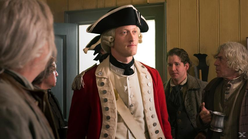 Turn: Washington's Spies - (Blu-ray)