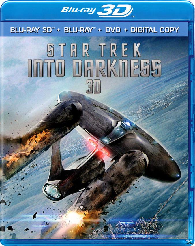 Star Trek Into Darkness - 2 Disc Bluray