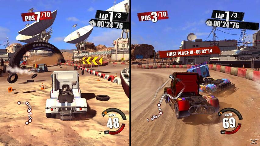 Truck Racer Xbox 360 Spiele - Media Markt