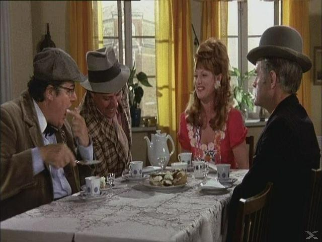 02 - Die Olsenbande in der Klemme [DVD]