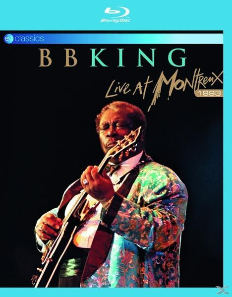 LIVE AT MONTREUX 1993 (BLURAY)