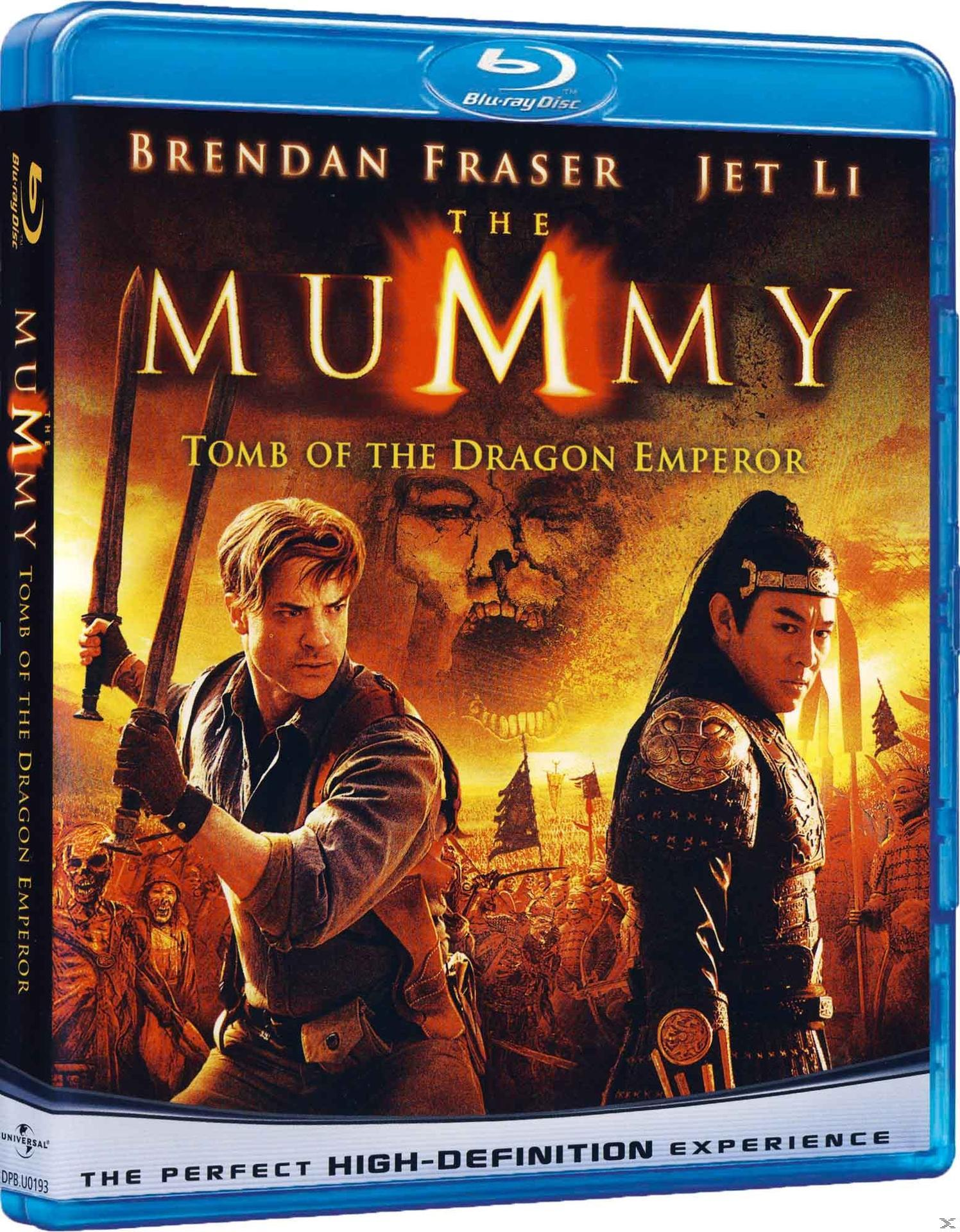 The mummy 3: Tomb Of The Dragon