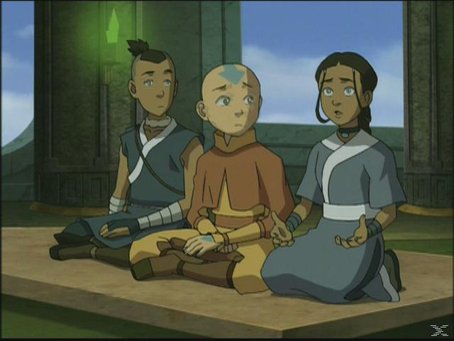 Avatar – Der Herr der Elemente - Buch 2: Erde (Volume 1) - (DVD)