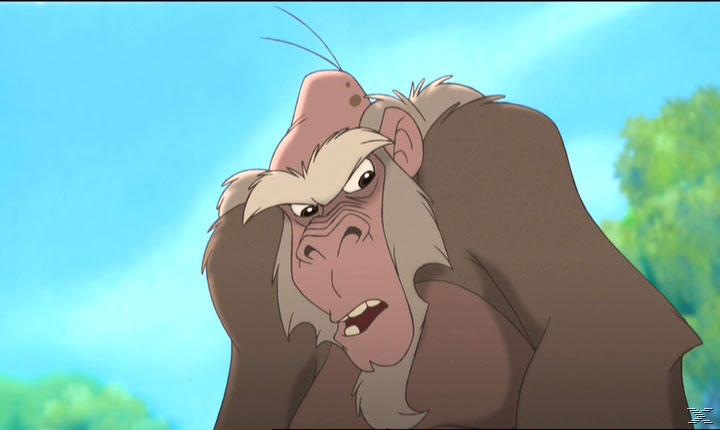 Tarzan + Tarzan 2 - (DVD)