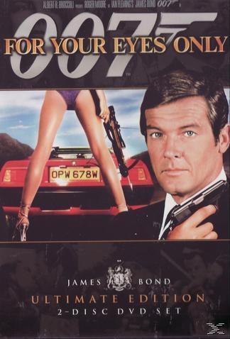 Τζέιμς Μποντ 007 - Για Τα Μάτια Σου Μόνο Ultimate Edition