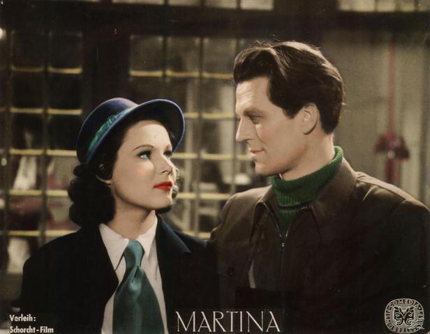 Martina - (DVD)