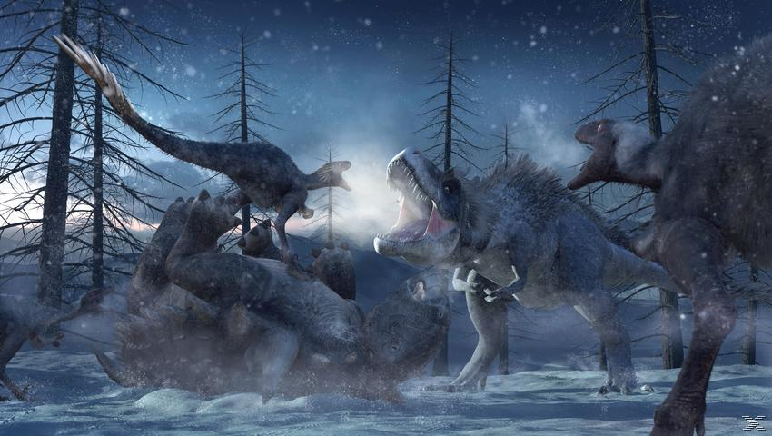 Die Reise der Dinosaurier - Flucht aus dem Eis - (3D Blu-ray)