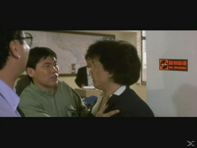 Jackie Chan - Police Story 2 - (Blu-ray)