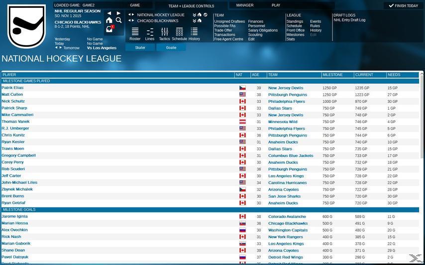 FHM 2: Der Eishockeymanager [PC]