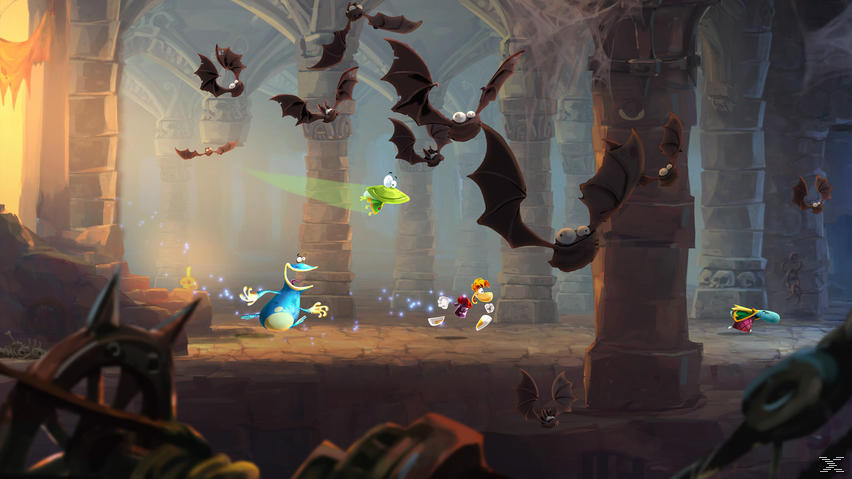 Rayman Legends (Software Pyramide) - Nintendo Wii U