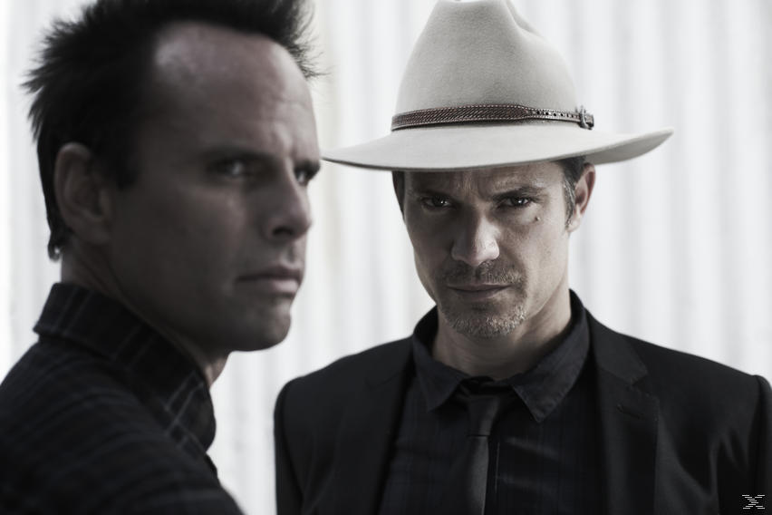 Justified - Staffel 3 [DVD]
